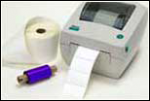 Thermal Printers & Ribbons - Markit Plus